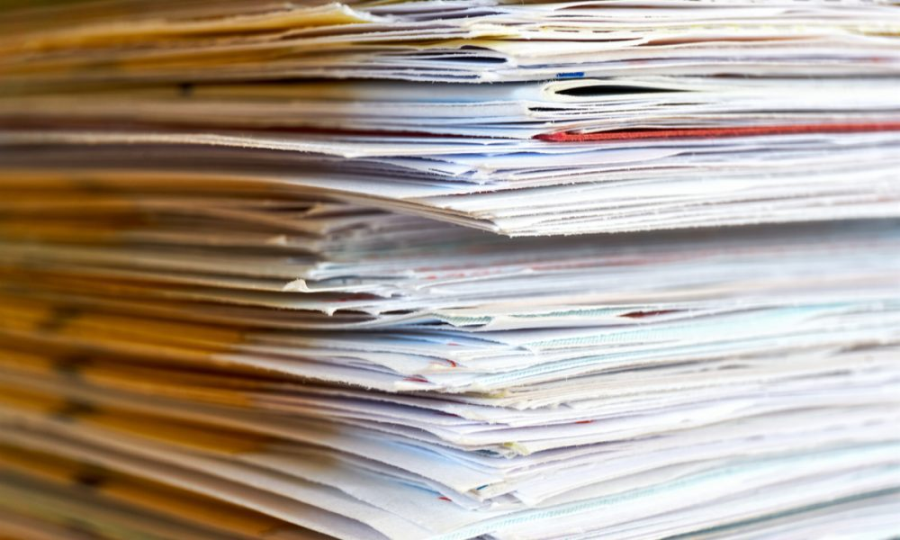 Processing Paper Invoices Costs Businesses Average of $171k Annually